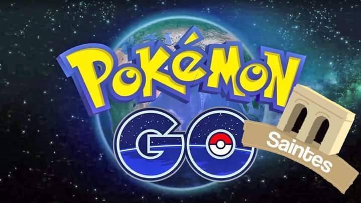 Pokemon Go SAINTES