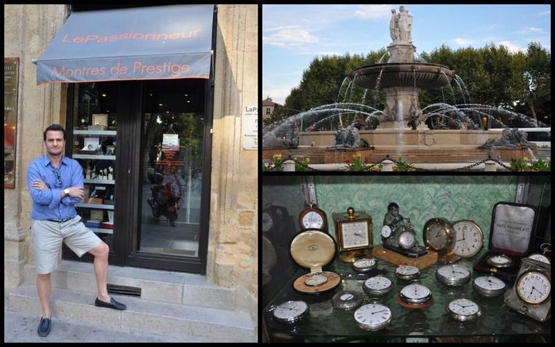 Montre lip aix en provence for Piscine yves blanc aix en provence
