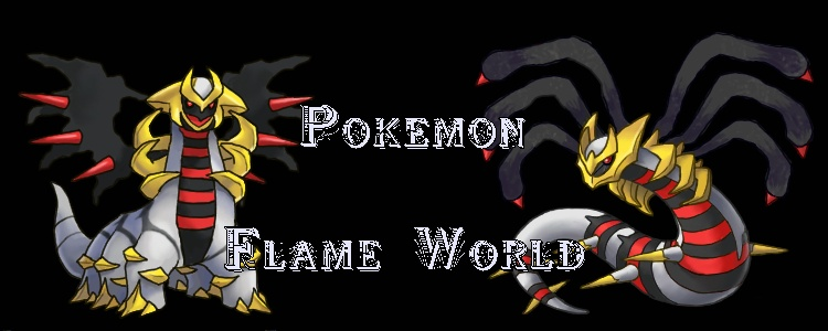 Pokemon Flame World