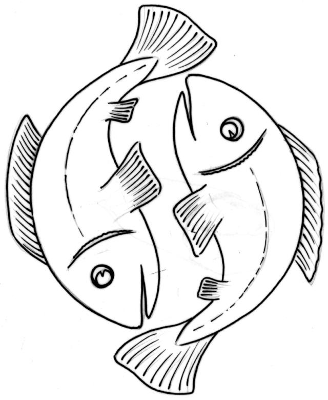 Ying yang carpes ko encre de chine for Carpe koi charente maritime