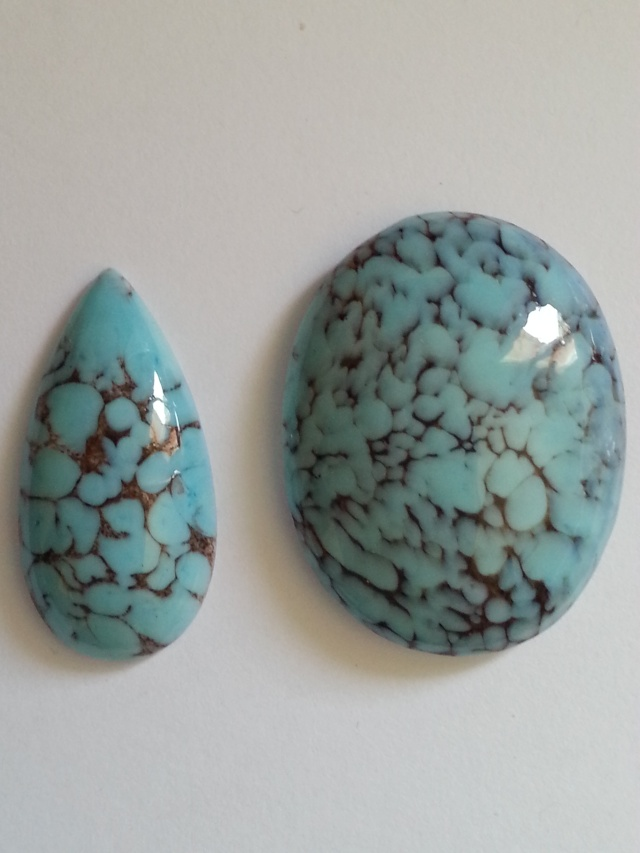 cabochon turquoise