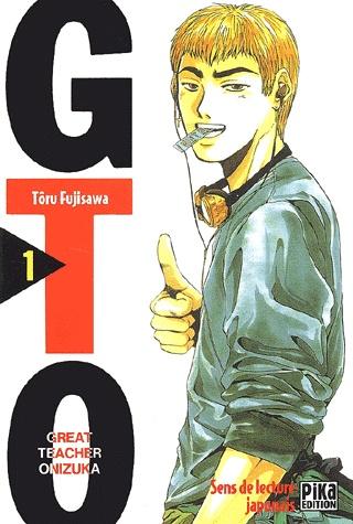GTO - Tôru Fujisawa dans Manga gto_bm10
