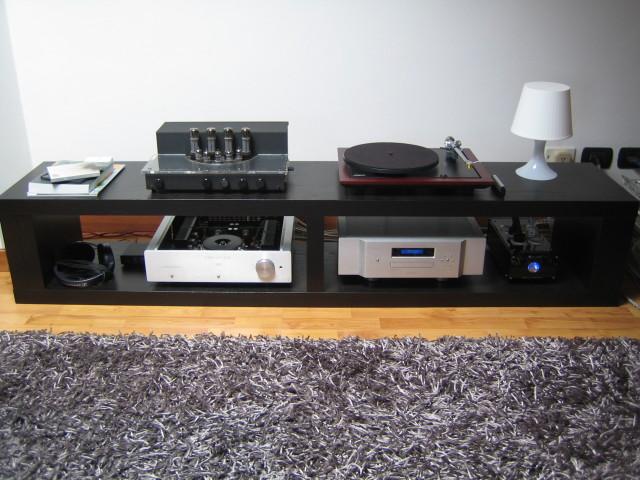 Re: Tavolini HI-FI da Ikea?