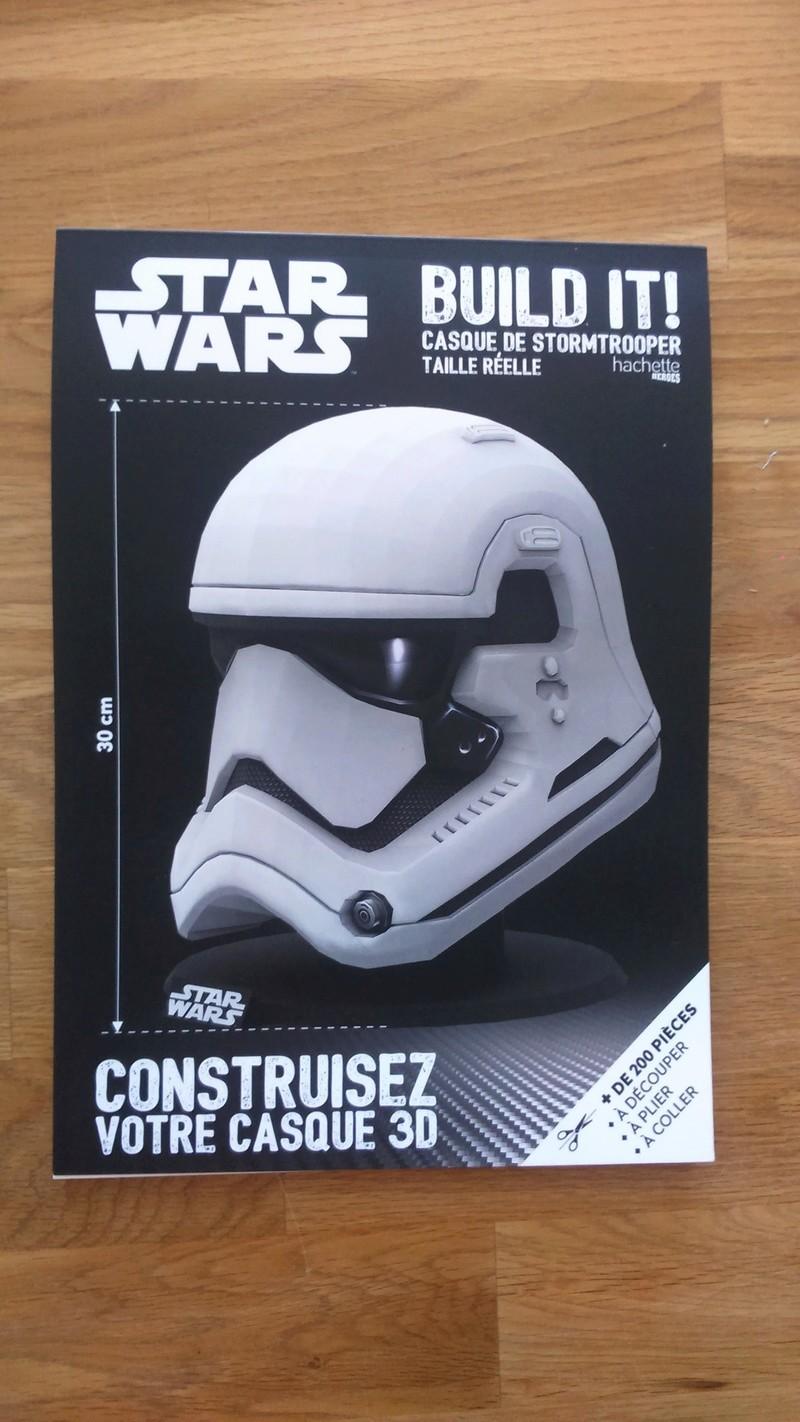 Build it casque stormtrooper 1 1 - Ramette papier a4 leclerc ...