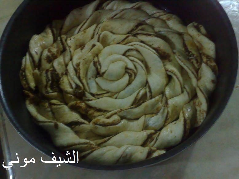 هندهن وشها بيض لإن زيت الزيتون اللي فيها والصلصه هتخليها