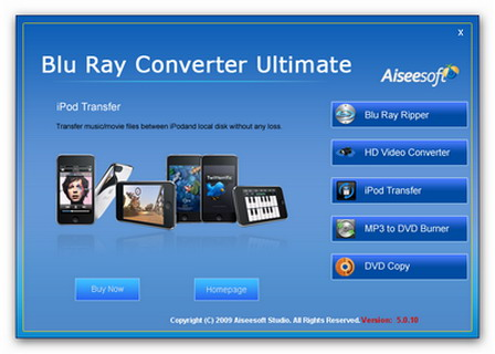 Aiseesoft Blu-ray Converter Ultimate v6.2.26