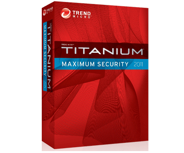 Trend Micro Titanium Maximum Security 2011 v3.0.0.1303