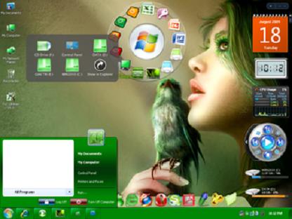 Windows XP SP3 Media Center 2010 Super MultiBootable v3.6