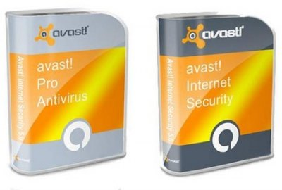 Avast! 5.0.656 Pro Antivirus & Internet Security Multilanguage