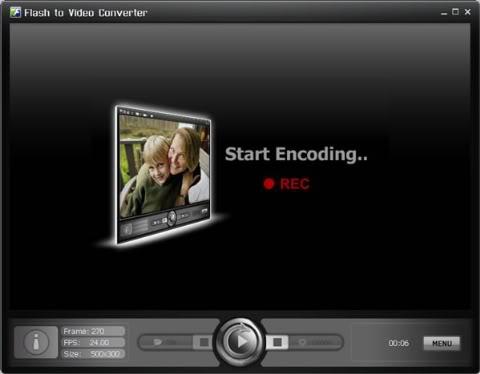برنامج Anvsoft Flash Video Converter Pro 1.4.1.1