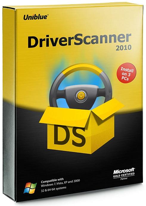 Uniblue DriverScanner 2010 v2.2.0.0 Final