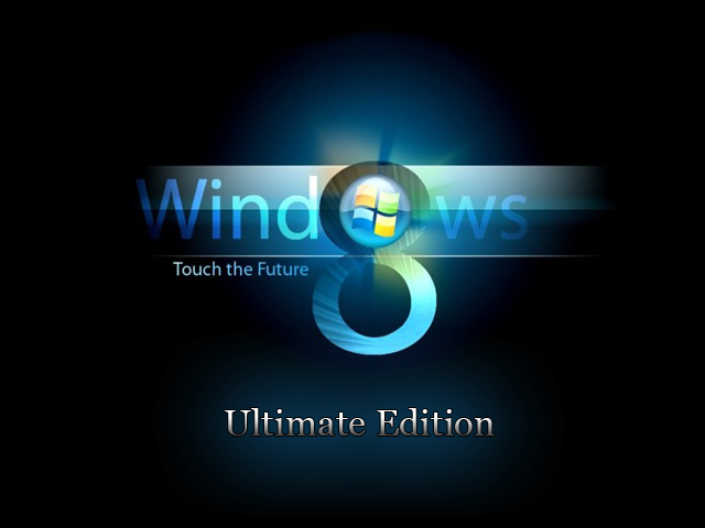 Windows 8 Ultimate Xtreme Edition x86 (2010)