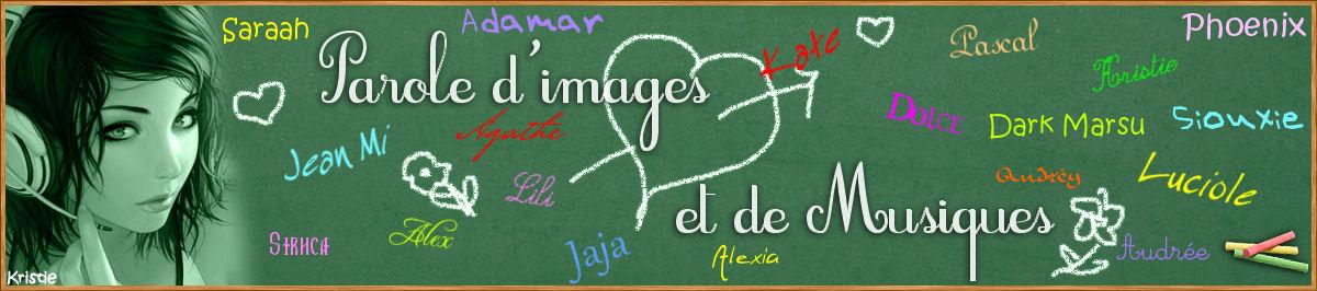Parole d'images