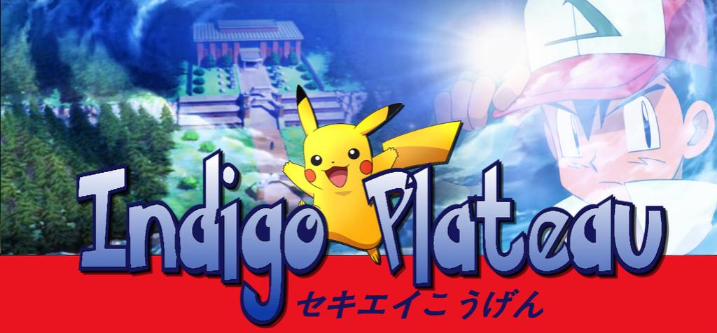 Pokemon Indigo Plateau