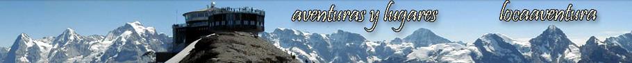 aventuras y lugares