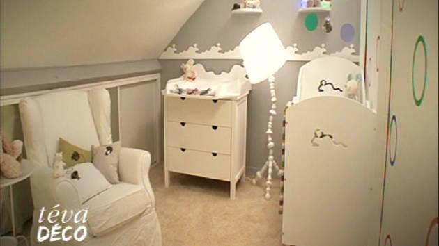 Chambre bébé petite surface - babidy.fr