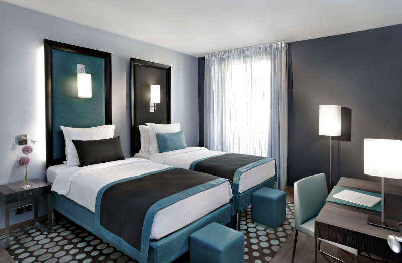 Photos de chambre contemporaine for Business hotel design