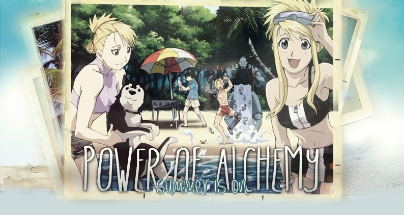 FullMetal Alchemist RPG :  Power of Alchemy