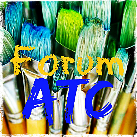 ATC - Art Trading Card