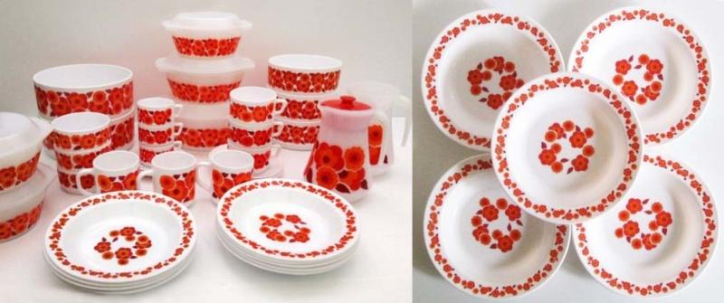 Arcopal, la vaisselle des années 70-80, par Nath-Didile - c976d6ddc102