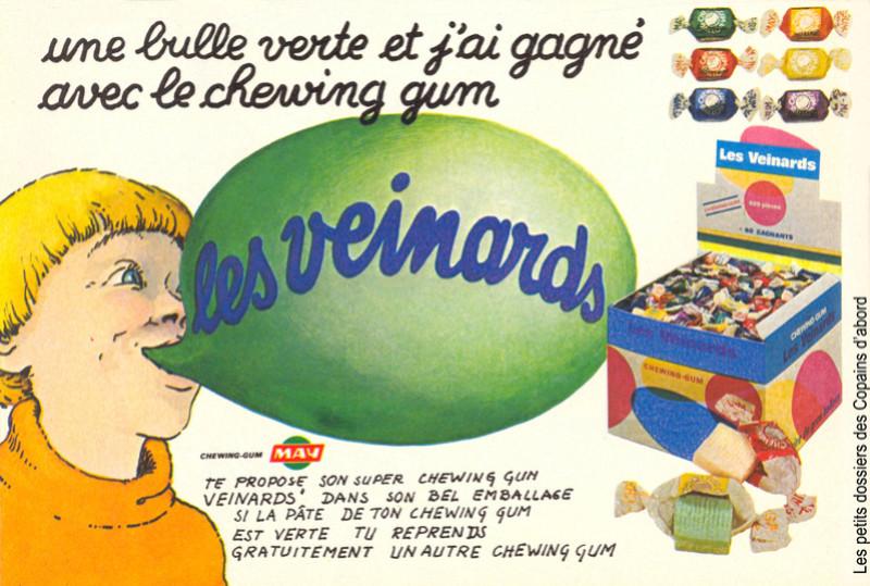 les chewing gums des ann es 70 80 par nath didile les petits dossiers des copains d 39 abord. Black Bedroom Furniture Sets. Home Design Ideas