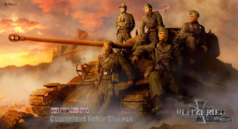 Company Of Heroes Blitzkrieg Mod