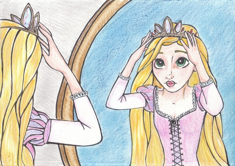 Mes dessin disney page 5 for Dessin facile a refaire