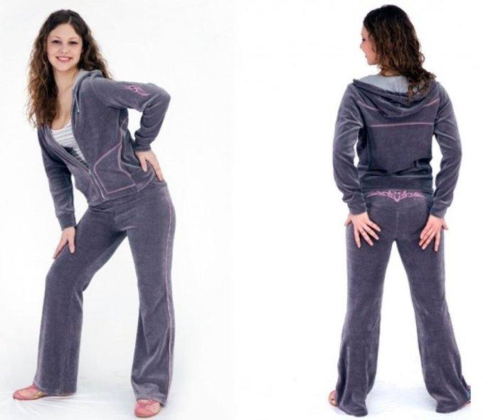 Модные спортивные костюмы женские фото