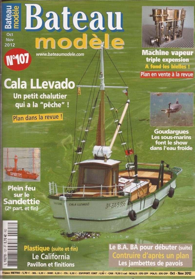 Revues : Bateau modèle - Modèle réduit de bateau (MRB)