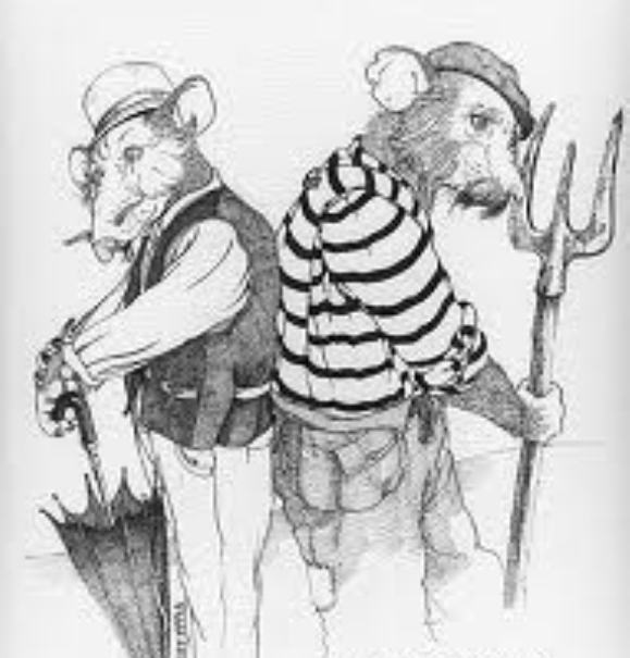 Rat des villes et rat des champs dans FABLE rats_d10