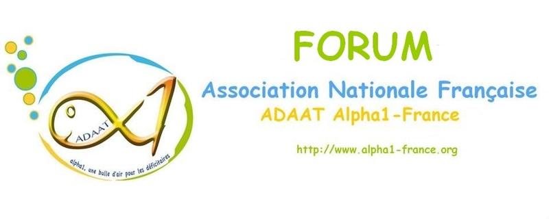 FORUM ADAAT Alpha1-France