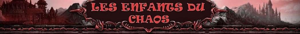 Les enfants du chaos