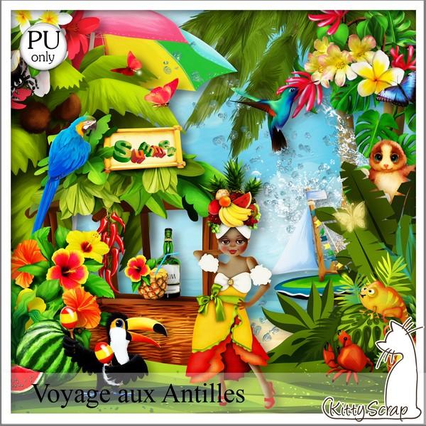 Voyage aux Antilles de Kittyscrap dans Août kittys17