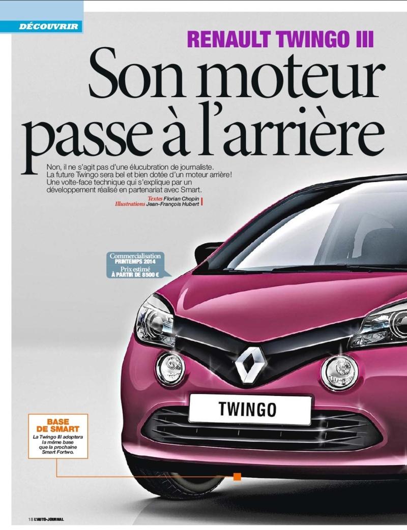 Renault Twingo III 26