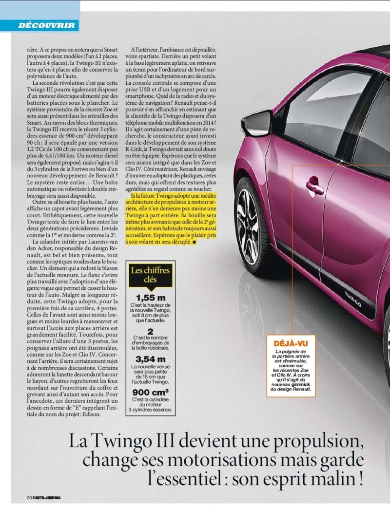 Renault Twingo III 28