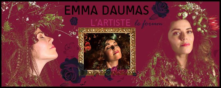 Emma Daumas L'Artiste - Le Forum