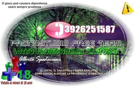 Forum e Newsletter PFT (Lotto,10elotto,SuperEnalotto) Spadaccini