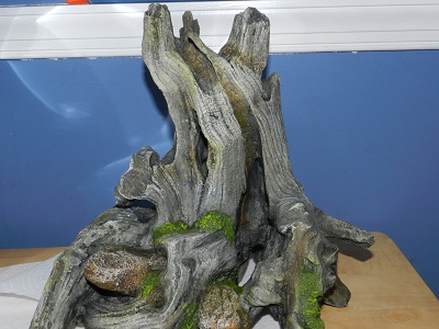 aquarium decoration any use for root over rock