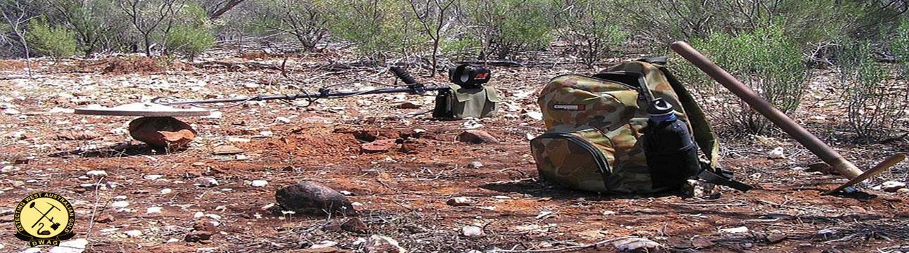 Detecting West Australian Gold