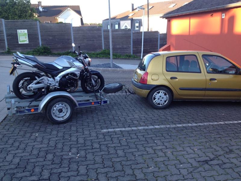 immatriculer une moto belge