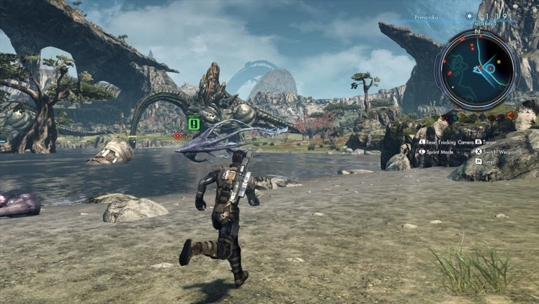 Xenoblade Chronicles X For PC Gameplay 2016 - YouTube