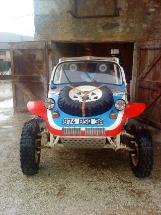 buggy baboulin