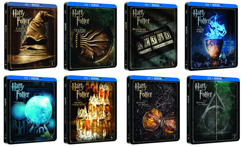 harry potter livres de collection et produits d riv s page 7. Black Bedroom Furniture Sets. Home Design Ideas