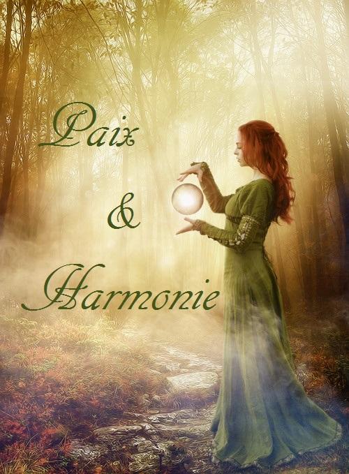PAIX ET HARMONIE