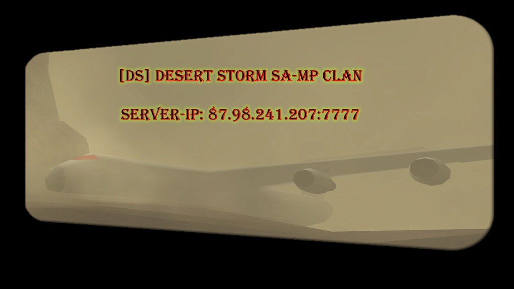 [DS] Desert Storm GTA Clan