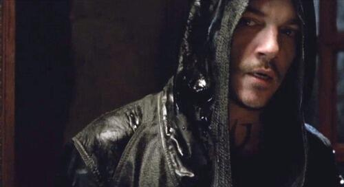 The Stunning Jonny As Valentine Morgenstern. Amazing In Black Leather. King