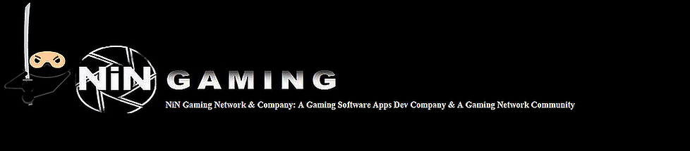 Welcome to My NiN Gaming Network & Company iNiN Portal Forums Account