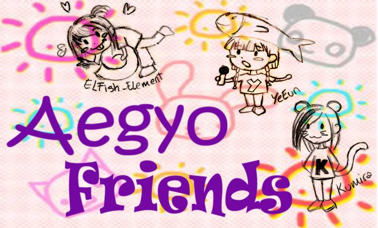 Aegyo Friends