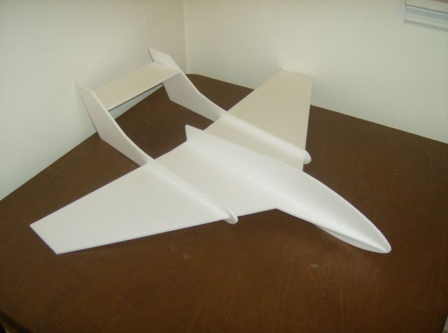 3mm Depron Plane Plans
