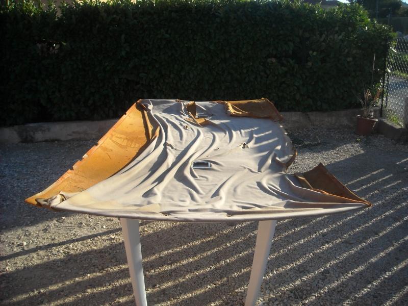 tuto refaire le ciel de toit. Black Bedroom Furniture Sets. Home Design Ideas